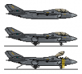 Fixed-wing - Fighter 1 - Lockheed Martin - F-24N Sea Raptor (NATF).png